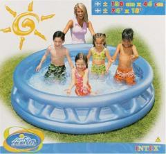 Intex 188 x 46 cm nafukovací bazén
