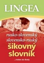 Rusko-slovenský slovensko-ruský šikovný slovník