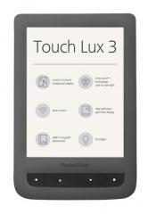Pocket Book 626 Touch Lux 3 - šedá