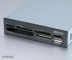 AKASA int. USB 2.0 interní čtečka karet   USB 2.0