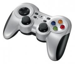 Logitech Wireless Gamepad F710