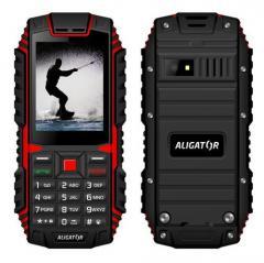 Aligator R12 eXtremo/červený