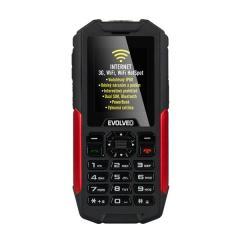 Evolveo StrongPhone X3 Dual SIM/červený