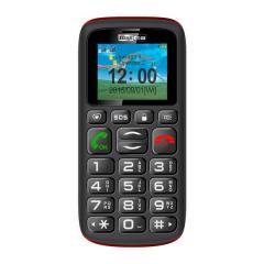 MaxCom Comfort MM428   Dual SIM/červený