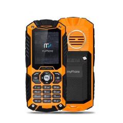 myPhone HAMMER PLUS Dual SIM/oranžový