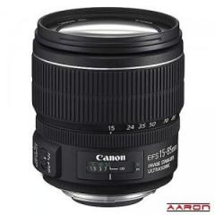 CANON 15-85mm f/3,5-5,6 IS USM