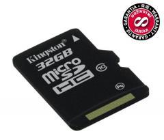 Kingston MicroSDHC 32GB Class10
