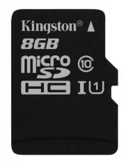 Kingston MicroSDHC 8GB UHS-I