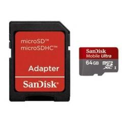 SanDisk MicroSDXC Ultra 64GB