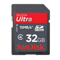 Sandisk SDHC 32GB Ultra