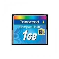 Transcend CF 1GB 80X