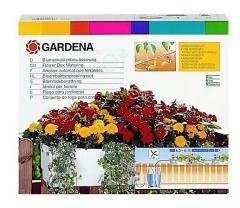 Gardena, pro 6 květinových truhlíků