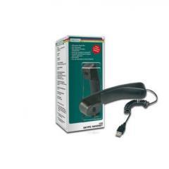 Telefonní sluchátko Digitus USB pro SKYPE