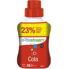 Sirup SodaStream COLA velký 750 ml
