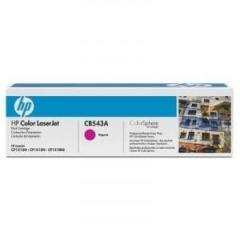 HP CB543A, purpurový (magenta), toner, pro Color LaserJet CP1215, CP1312, CP1515n, CP1518ni