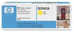 HP Q3962A, žlutý (yellow), toner pro Color LJ 2550, 2820, 2840