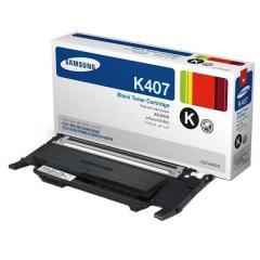 SAMSUNG CLT-K4072S, černý (black), 1500 stran, toner pro CLP-320/325/CLX-3185
