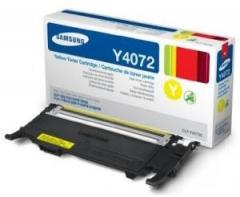 SAMSUNG CLT-Y4072S, žlutý (yellow), 1.000 stran, toner pro CLP-320/325/CLX-3185